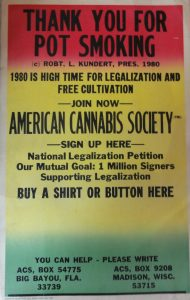 Join American Cannabis Society
