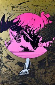 Julie Felix Osiris poster