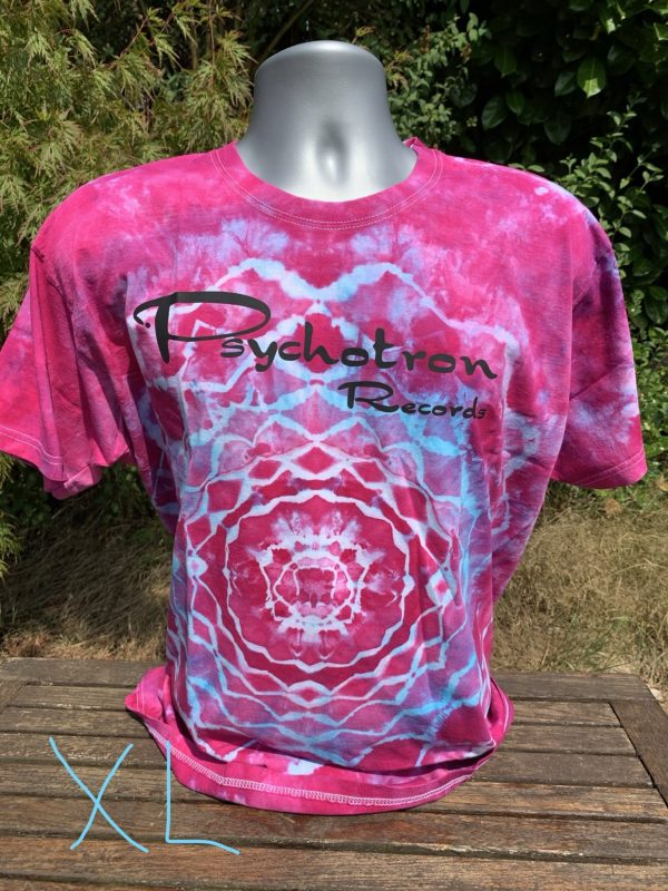 Pink/blue T-shirt XL