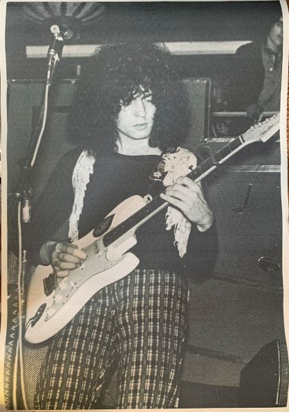 Marc Bolan poster