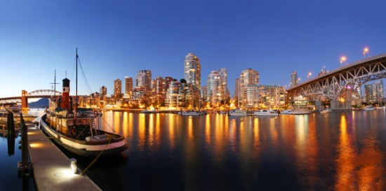 Vancouver as a pioneer