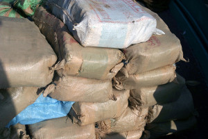 The illegal nature of the hashish trade makes it impossible to establish a fair trade market (© Marion Doss)