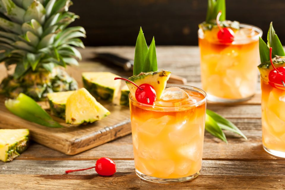 Magic Mai Tai