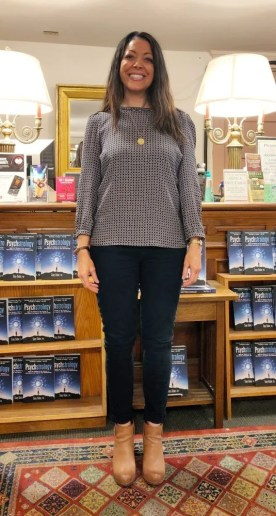 Stacy Dicker at the Boulder Book Store