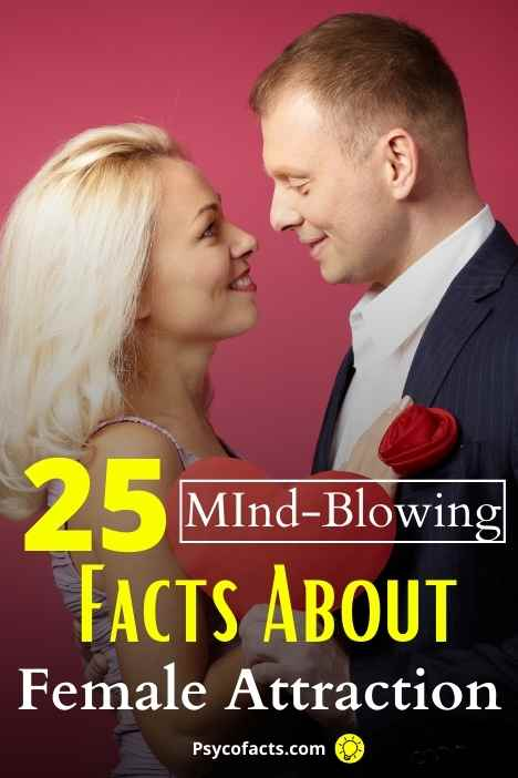 Psychological Facts About Female Attraction