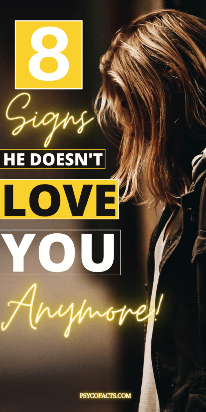 Shocking Signs You Mean Nothing To Him