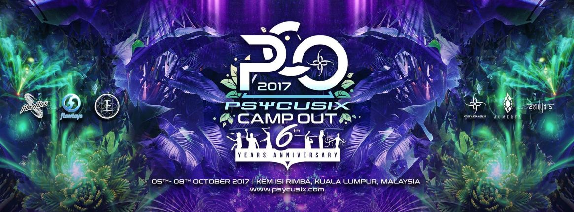 Psycusix Camp Out