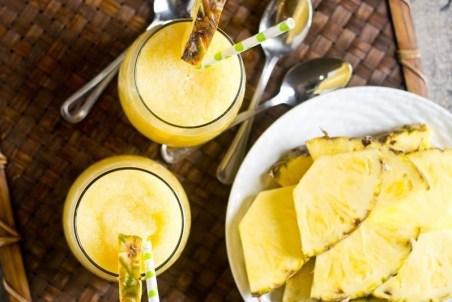smoothie-frais-ananas-psyllium