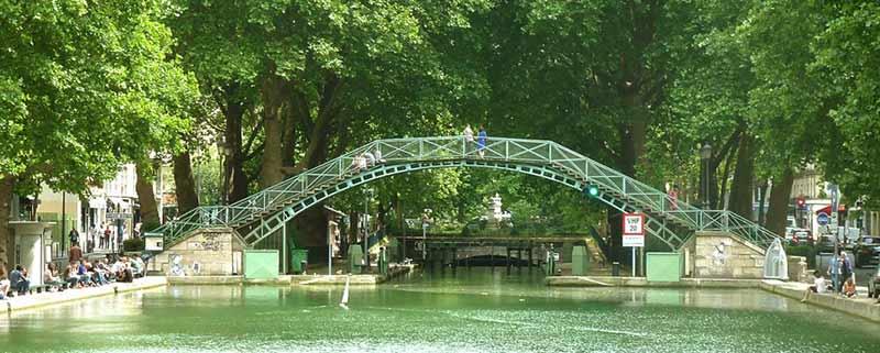 E Meublat Psychologue Psychanalyste Paris 10 République : le canal saint martin