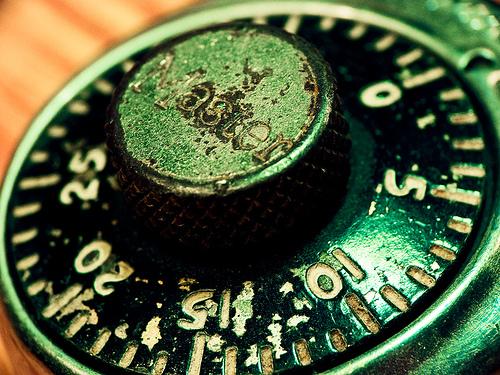 Old locks photo