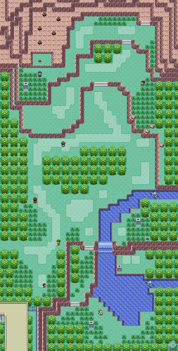 Yellow Safari Zone Map : yellow, safari, Pokemon, Emerald, Safari, Upgrade