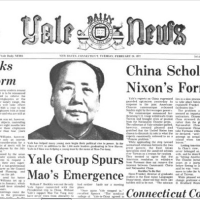 "The political career of Mao, Yale and the ""reorientation of thought"" (2020)"