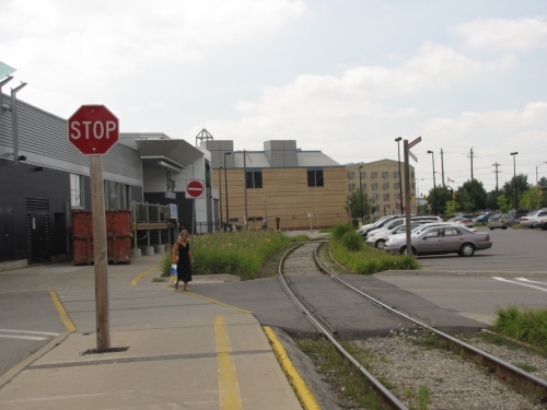 Spur Line and Parking