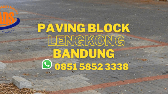 Paving Block Lengkong