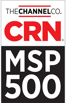 CRN, MSP 500, Award, Managed Service
