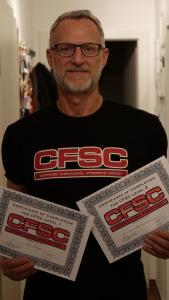 CFSC Level 1 und Level 2