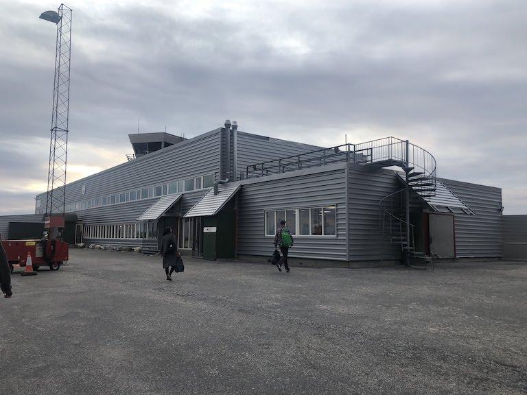ヌーク国際空港