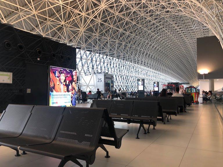 ザグレブ国際空港(ZAG)