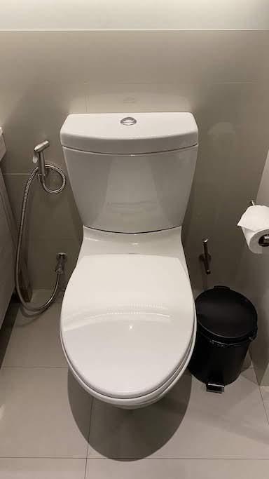 ハイアットプレイスバンコク トイレ