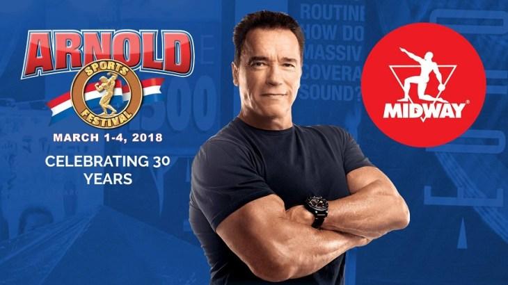 いよいよ今週、ArnoldSportsFestival