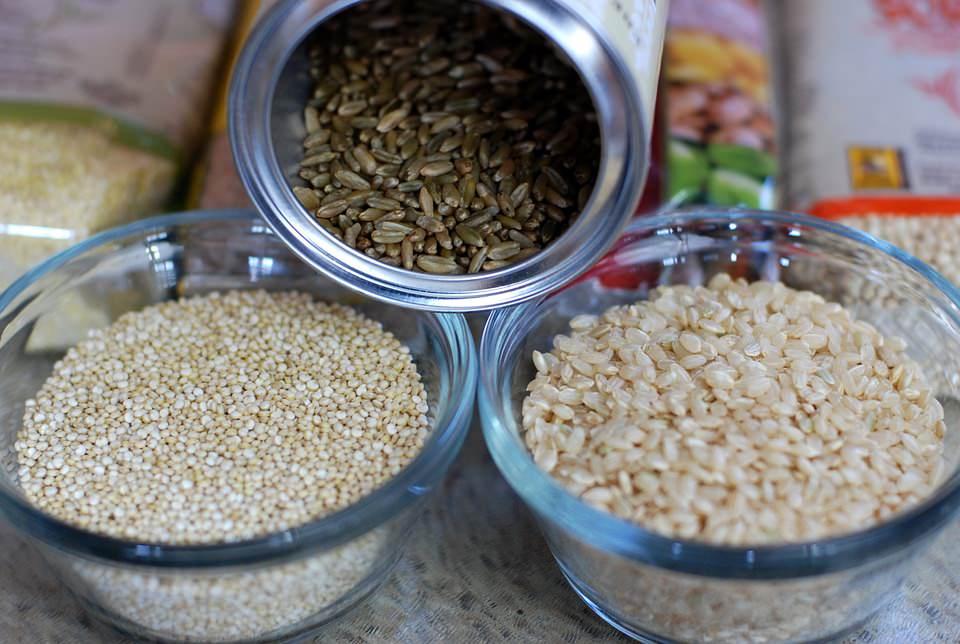 cereais e grãos ajudam a manter boa noite de sono
