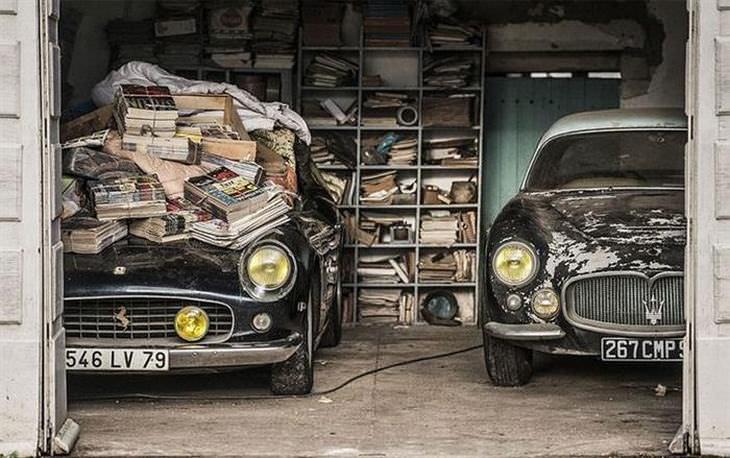relíquia carros