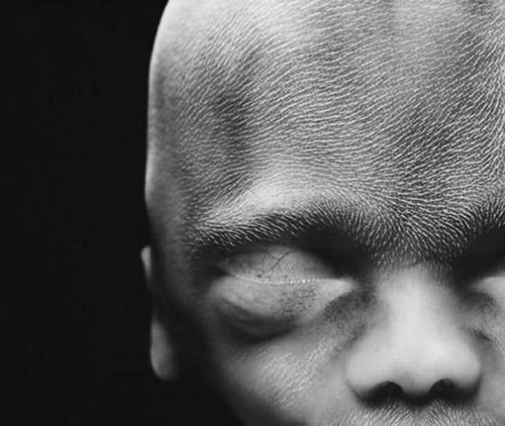 fotógrafo capta imagens de bebê ainda no útero