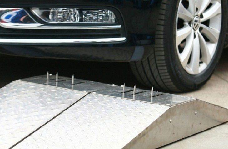 pneus antiaderentes