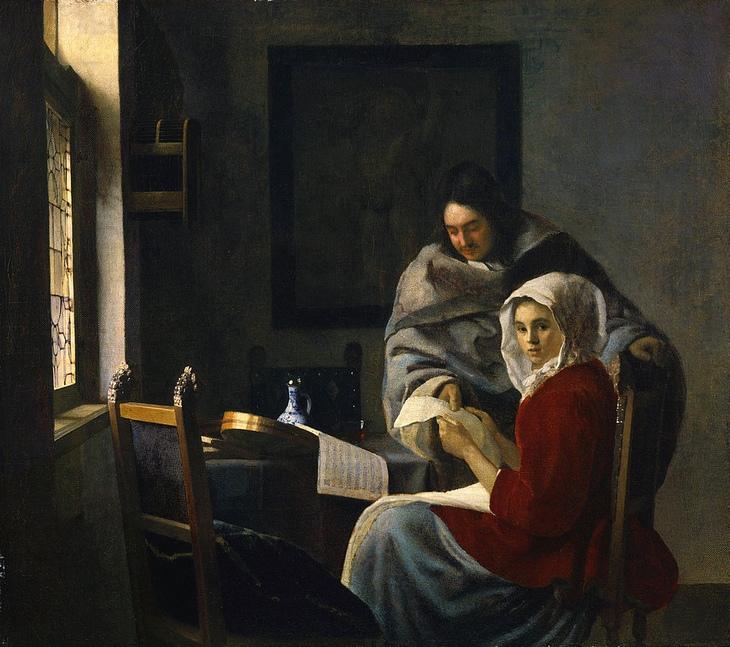 artistas holandeses
