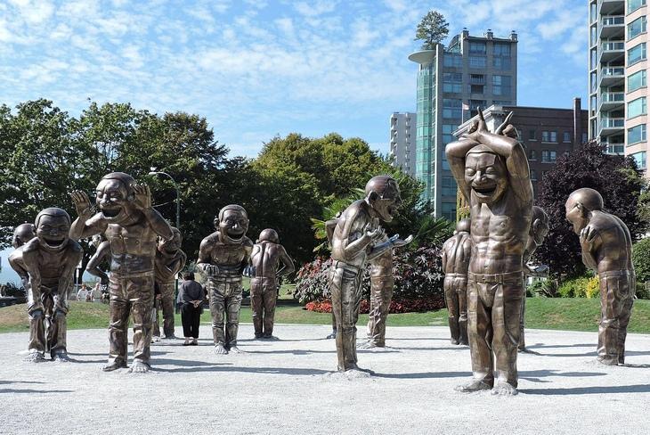 esculturas de pedra