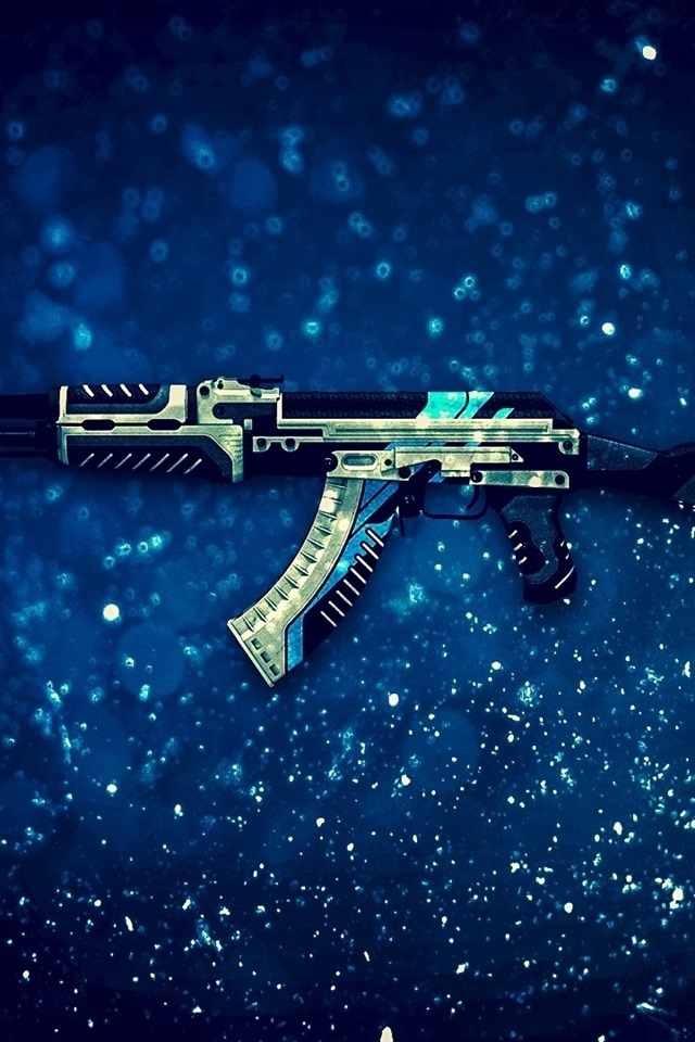 Titanfall 2 Wallpaper Iphone Pap 233 Is De Parede Ak 47 Rifle De Assalto Cs Go Jogo Para