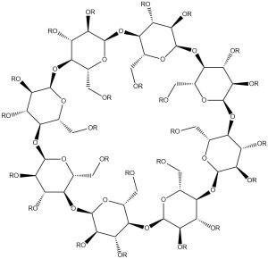 Fabricantes de ciclodextrina nativa e fornecedores