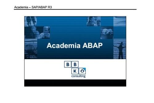Trainamento ABAP para Iniciantes - Passo a Passo