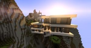 Mapas da casa para Minecraft