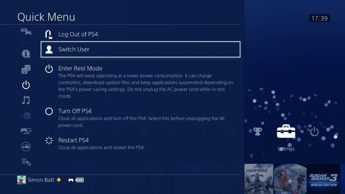 Ps4 Overseas Switch