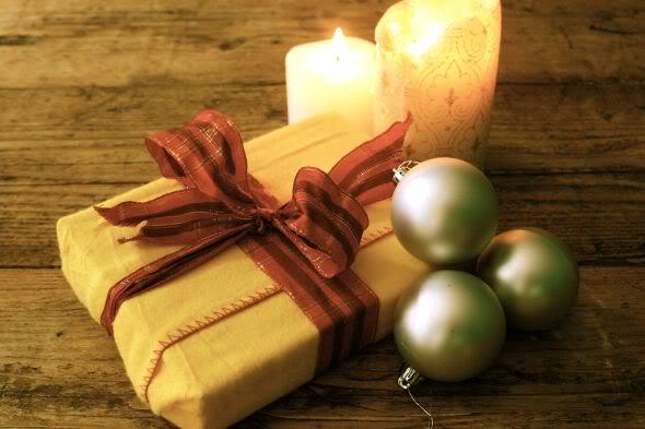 Presentes de Natal para Blogueiros