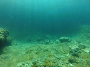 Mergulho na Ilha Krk, Croácia. Por Packing my Suitcase