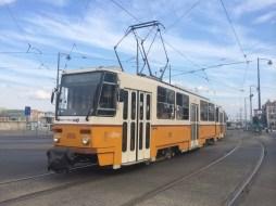 Antigo Tram de Budapeste
