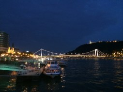 Vista do Restaurante Columbus, Budapeste. Por Packing my Suitcase.