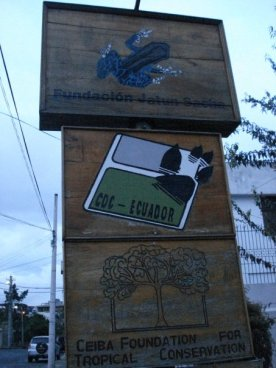 Sede da Jatun Sacha em Quito