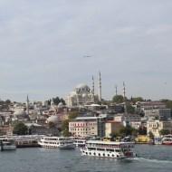 Vista da Ponte Galata