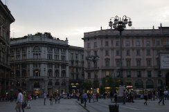 Milão, Itália. Por Packing my Suitcase.