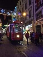 Bondinho, Istambul, por Packing my Suitcase.