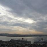 Vista da Torre Galata, Istambul, por Packing my Suitcase
