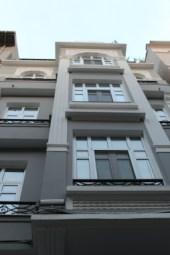 O prédio