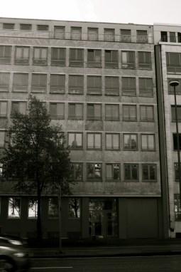 Antiga casa de Adolf Hitler