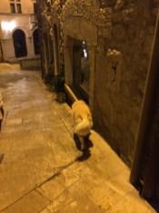 Nas ruas de San Marino