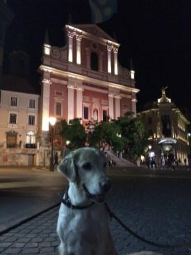 Em Ljubljana, Eslovênia
