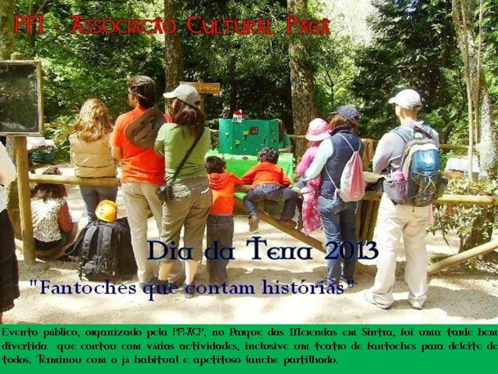 Dia Terra PFI-ACP 2013