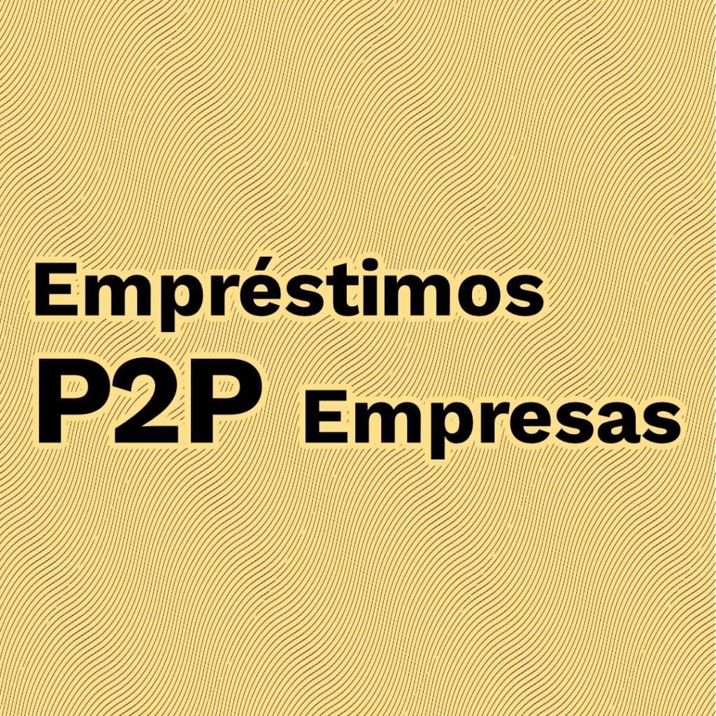 Emprestimos P2P Empresas @ Savings4Freedom